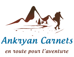 Logo Carnets de voyage d'un baroudeur