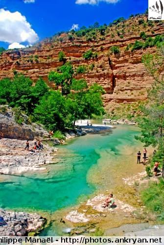 Sierra de Guara : Canyon de la Peonera