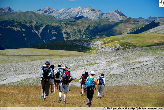 Cirques et Canyons du massif Gavarnie – Mont Perdu (Pyrénées espagnoles)