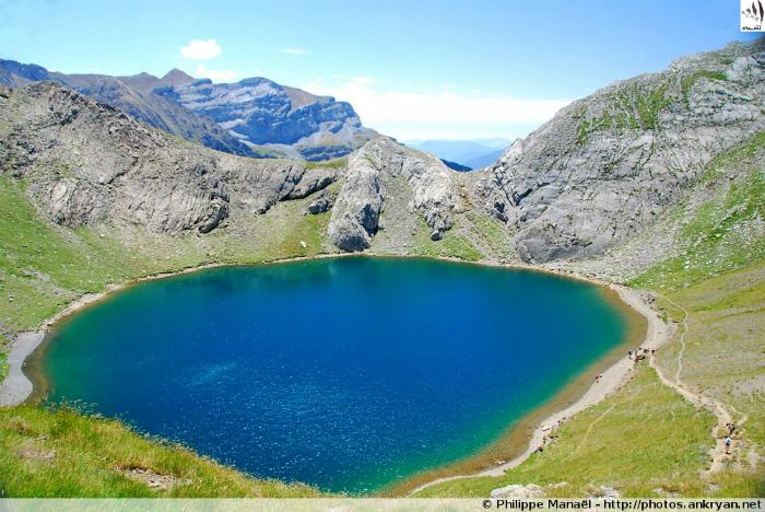 Lac de Bernatoire (Pyrénées, France)