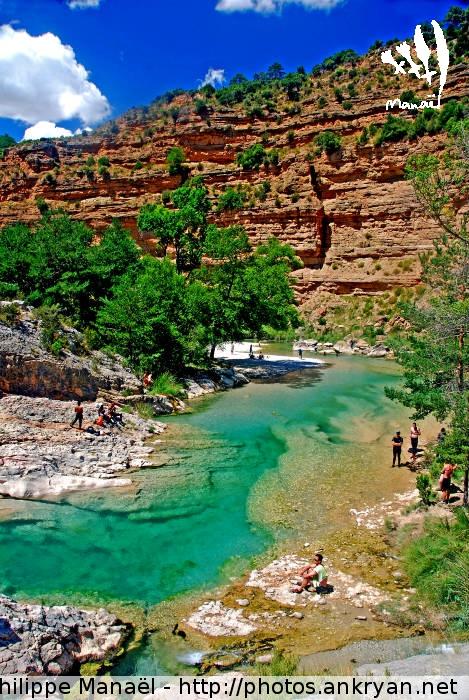 Canyon de la Peonera (Sierra de Guara, Huesca - ES)