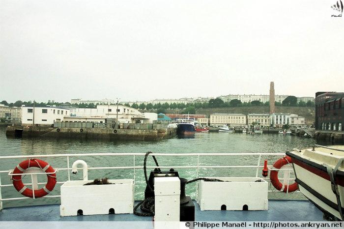 Préambule : Brest (trekking Ouessant : l'île aux femmes). France, Bretagne, Finistère