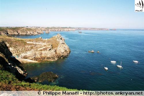 Ouessant, circuit au Sud-Est (trekking Ouessant : l'île aux femmes). France, Bretagne, Finistère