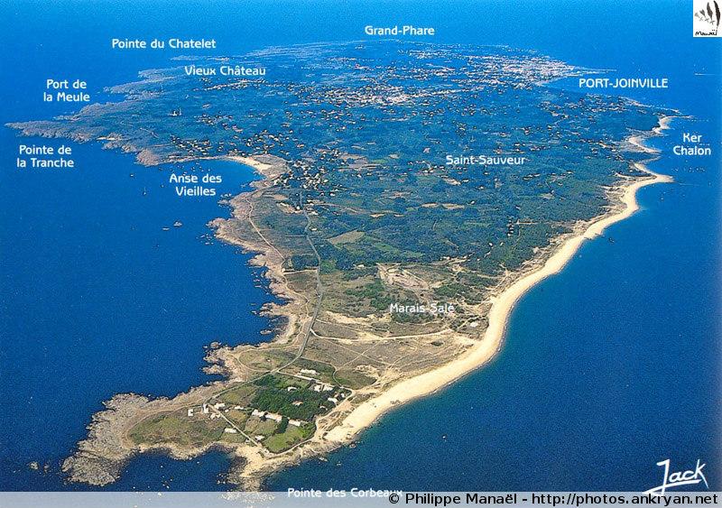 Ile d'Yeu : Découverte insulaire (trekking). France, Pays-de-la-Loire, Vendée
