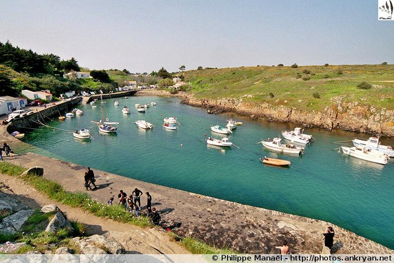 Port-Joinville - Ile d'Yeu (trekking Ile d'Yeu : Découverte insulaire). France, Pays-de-la-Loire, Vendée