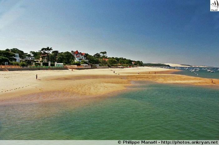 Pyla-sur-Mer : épilogue (trekking Traversée des Landes). France, Aquitaine, Gironde