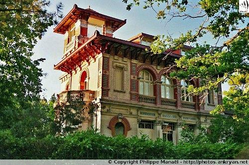 Villa Alexandre Dumas (Arcachon, Aquitaine, France)