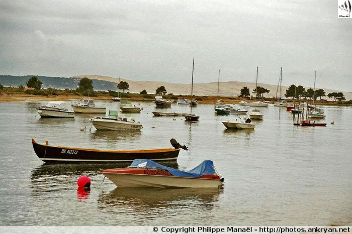 Photo Pinasses du Cap Ferret (Arcachon, Aquitaine)