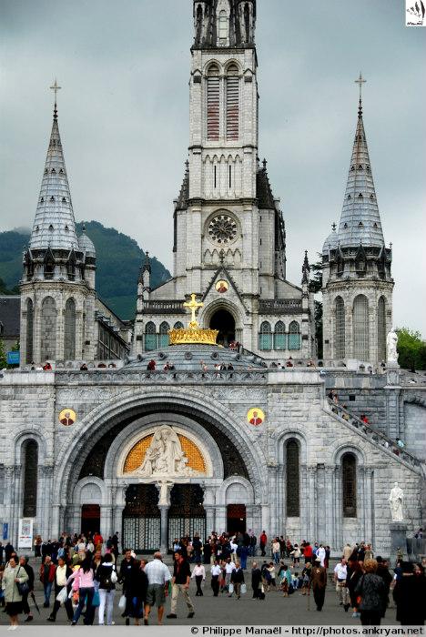 Préambule : Lourdes (trekking Les Pyrénées : en route pour les étoiles). France, Midi-Pyrénées, Hautes-Pyrénées