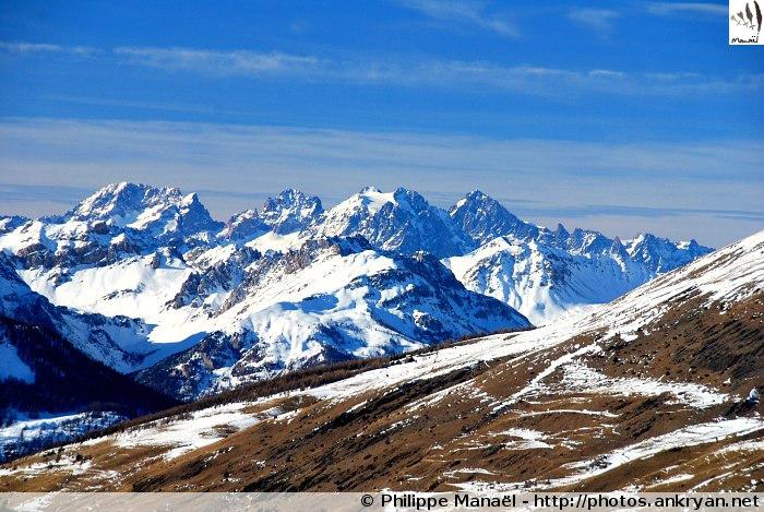 Massif du Queyras (Hautes-Alpes, France)