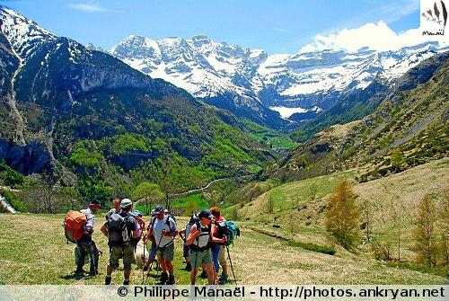 Plateau de Saugué, Gavarnie (Hautes-Pyrénées, France)