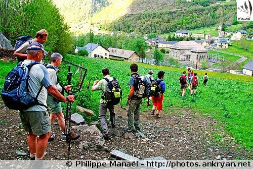 Gèdre (Hautes-Pyrénées, France)