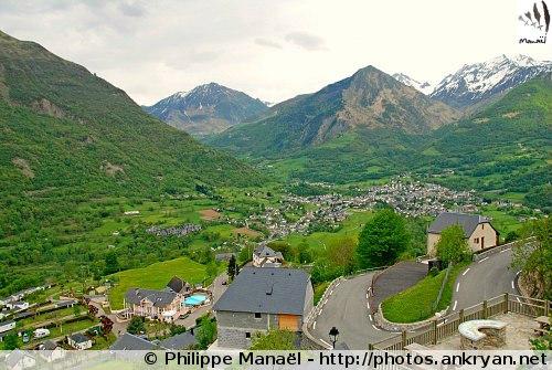 Luz-Saint-Sauveur (Hautes-Pyrénées, France)