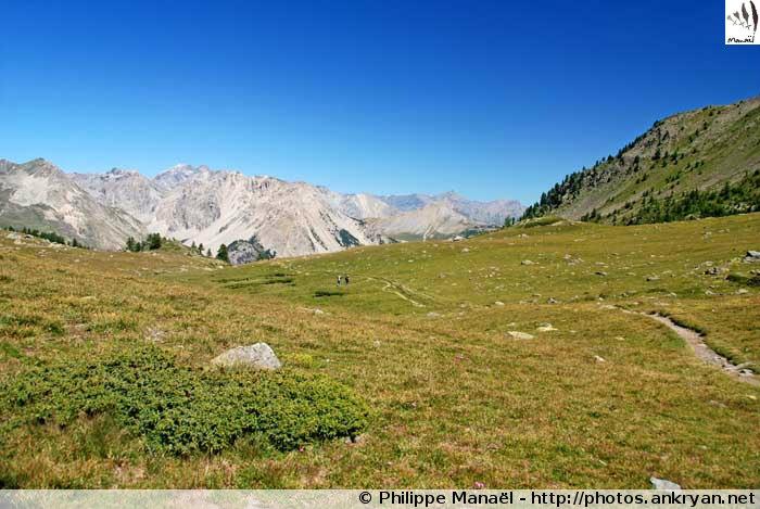 Vallon de Cristol, Haute Clarée (Hautes-Alpes, France)