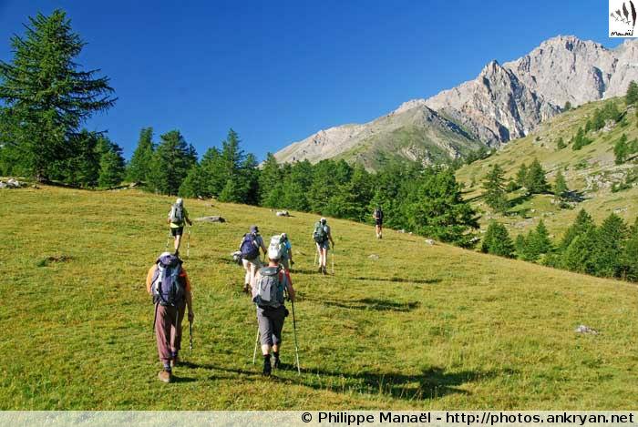 Départ depuis le refuge Buffère (Névache, Hautes-Alpes, Espagne)