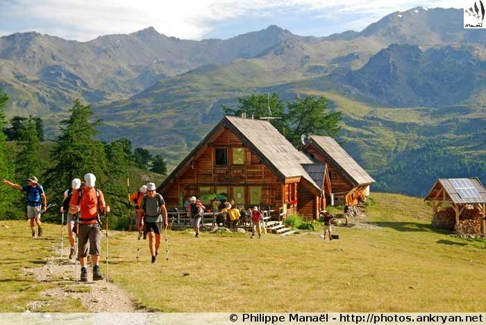 Refuge du Chardonnet, Névache (Hautes-Alpes, France)