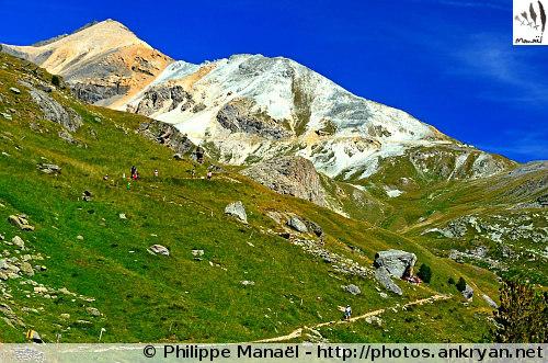 Vallon de la Fournache (Vanoise, Savoie, France)