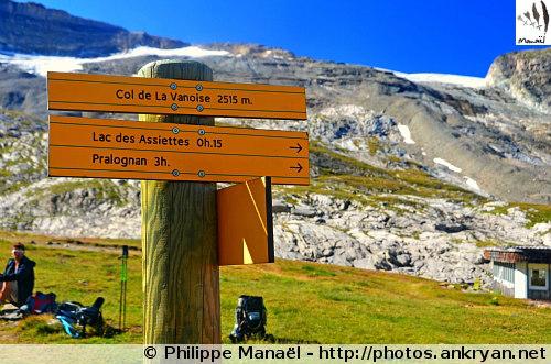 Col de la Vanoise (Savoie, France)