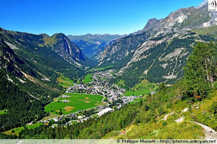 Vallée de Pralognan, massif de la Vanoise (Savoie, France)