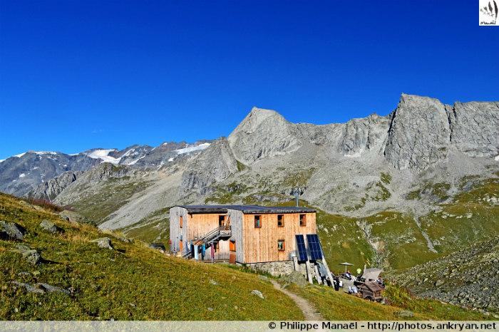 Refuge de Péclet-Polset, Pralognan-la-Vanoise (Savoie, France)