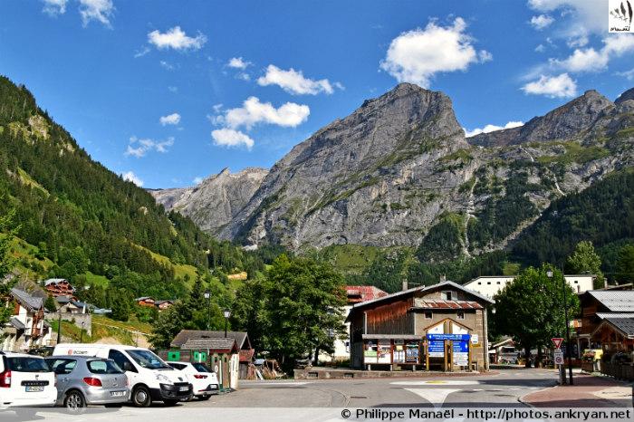 Avenue de la Grande Casse, Pralognan-la-Vanoise (Savoie, France)
