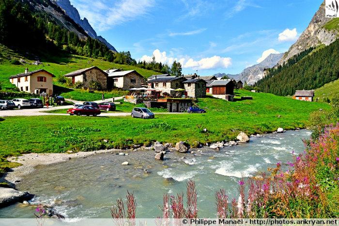 Refuge Les Barmettes - Les Prioux - Refuge Le Repoju (trekking Les Balcons de la Vanoise). France, Rhône-Alpes, Savoie