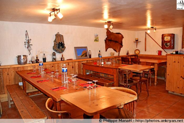 Restaurant du refuge Le Repoju, Les Prioux (Pralognan-la-Vanoise, Savoie, France)