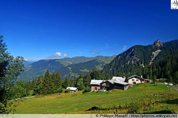 Plan Fournier, Le Planay (Savoie, France)