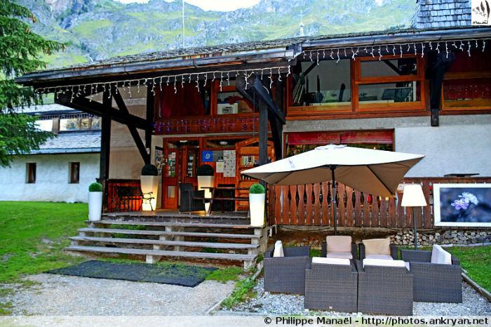 Refuge Porte du Bois, Champagny-le-Haut (Savoie, France)