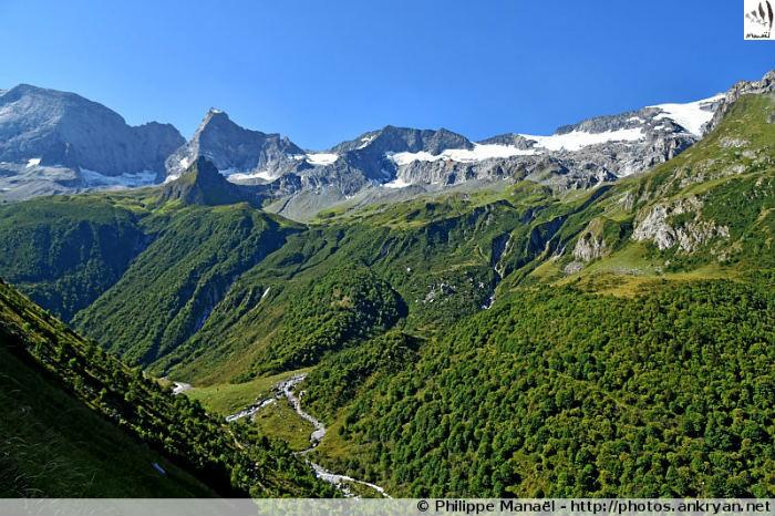 La traversée de la Vanoise (projet France, Rhône-Alpes, Savoie)