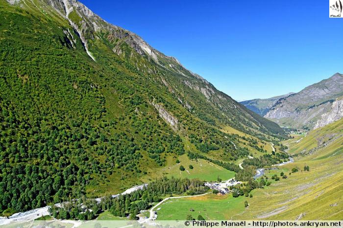 Vallon de Champagny-le-Haut (Savoie, France)