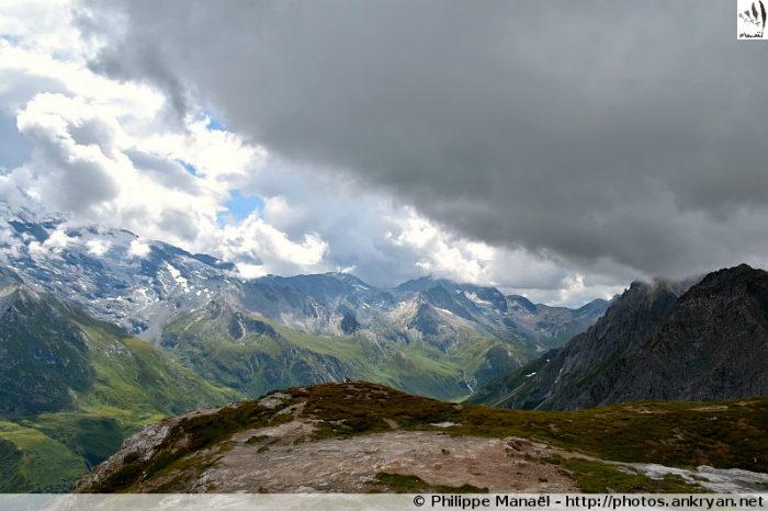Glaciers de la Vanoise (Savoie, France)