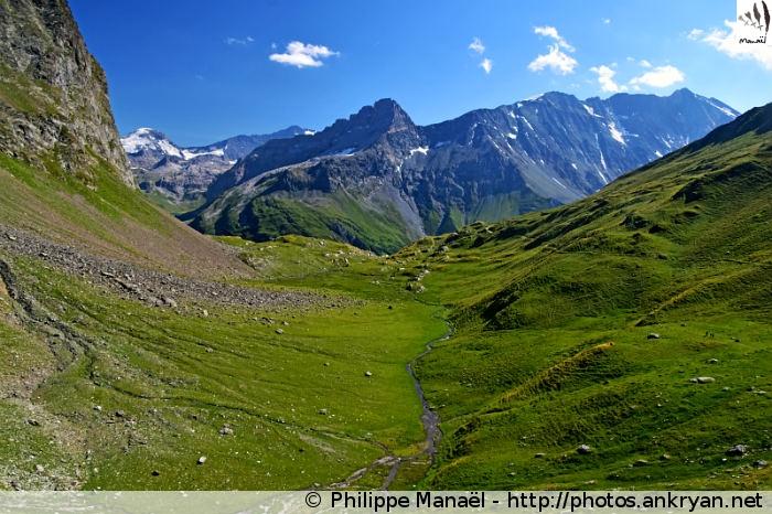 """Plateau """"la Commune d'en Bas"""", Peisey-Nancroix (Savoie, France)"""