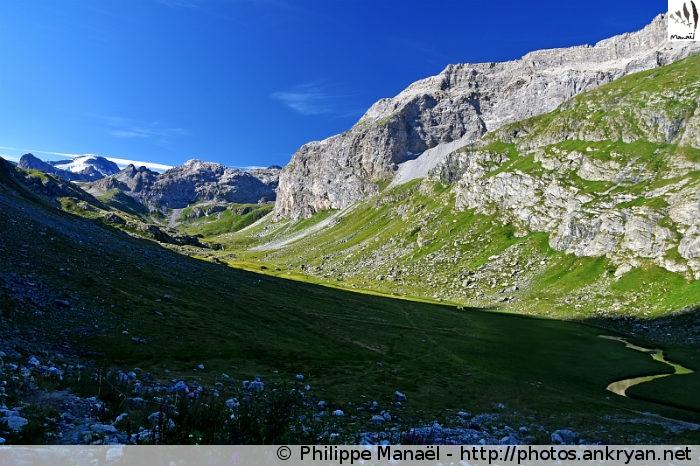 Plan de la Plagne, Peisey-Nancroix (Vanoise, Savoie, France)