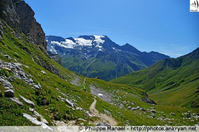 Grand Bec et Becca Motta, Champagny-en-Vanoise (Savoie, France)