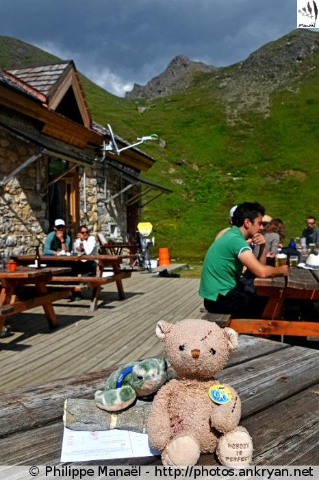 Duo Solidaire au refuge du Col du Palet, Peisey-Nancroix (Vanoise, Savoie, France)