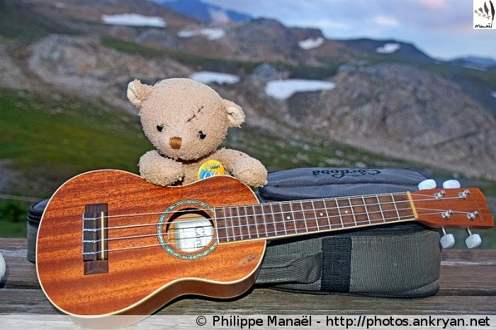 Concert live #DuoSolidaire avec Boute-en-train, refuge du Col du Palet (Vanoise, Savoie, France)