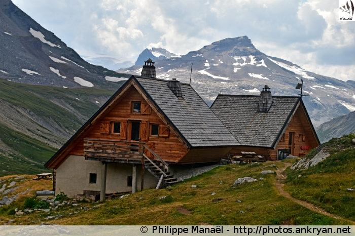 Refuge de la Leisse, Termignon (Vanoise, Savoie, France)