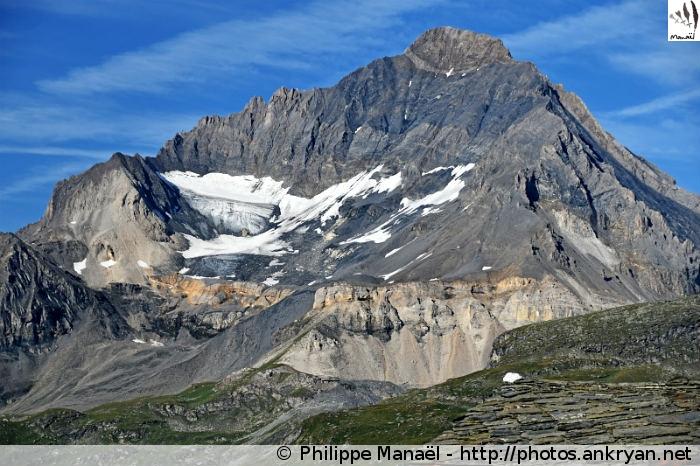 La Dent Parrachée (Vanoise, Savoie, France)