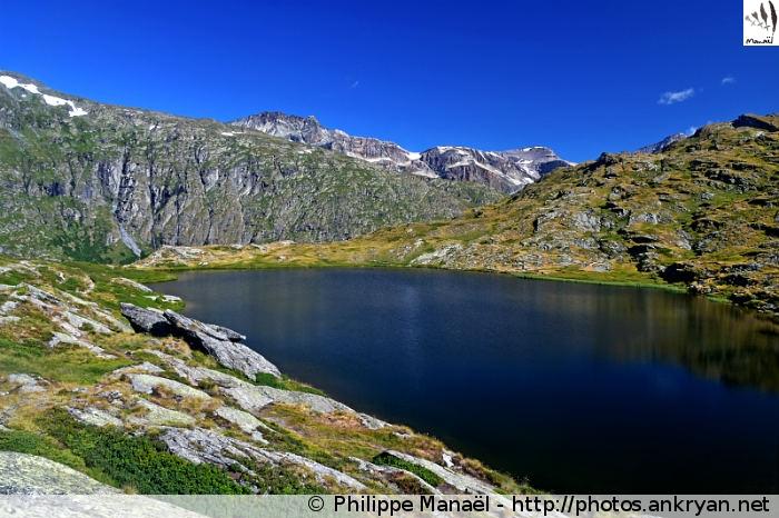 Lac Blanc de Termignon, Bellecombe (Vanoise, Savoie, France)