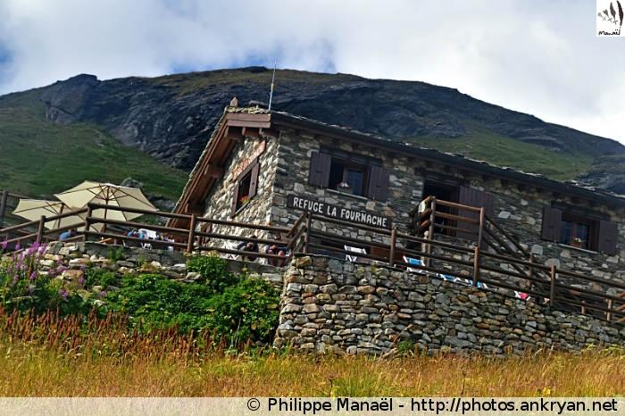 Refuge de la Fournache, Aussois (Vanoise, Savoie, France)