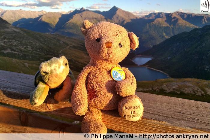 Le #DuoSolidaire au refuge de la Dent Parrachée, Aussois (Vanoise, Savoie, France)