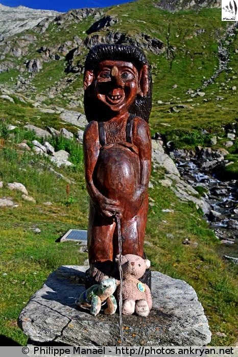Le #DuoSolidaire au refuge du Fond d'Aussois (Vanoise, Savoie, France)
