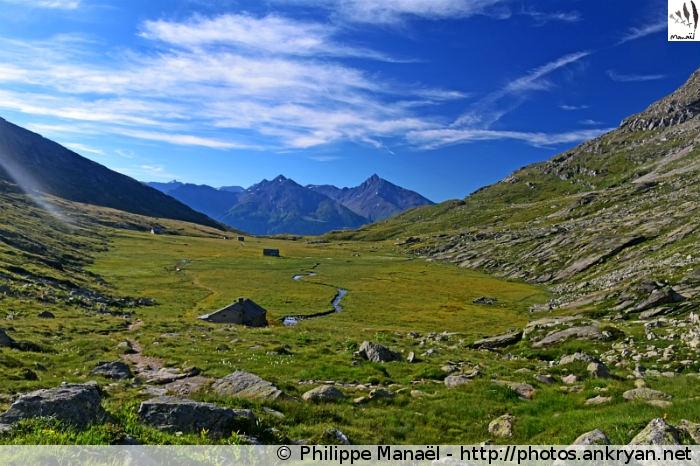 Plateau du Fond d'Aussois (Vanoise, Savoie, France)