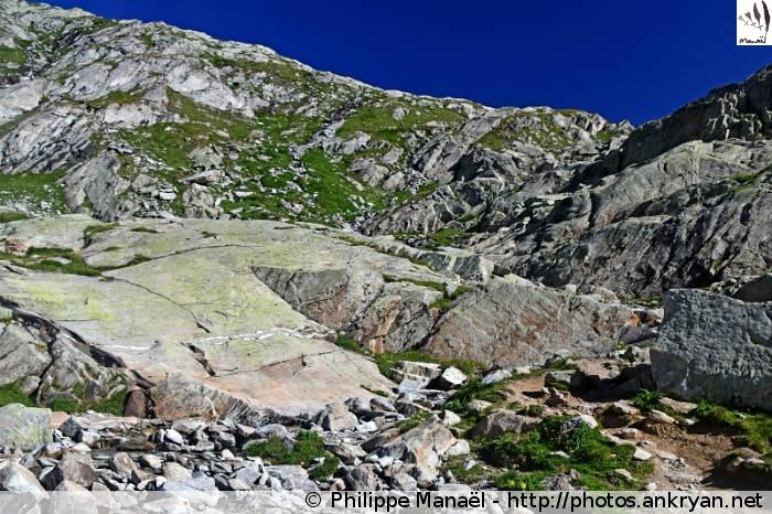 Dessous le Col d'Aussois 2 (Vanoise, Savoie, France)