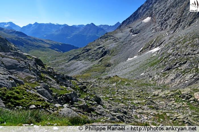 Dessous le Col d'Aussois 3 (Vanoise, Savoie, France)