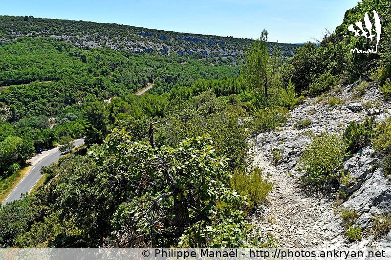 Vallée de la Sénancole, Gordes (Provence, Vaucluse, France)