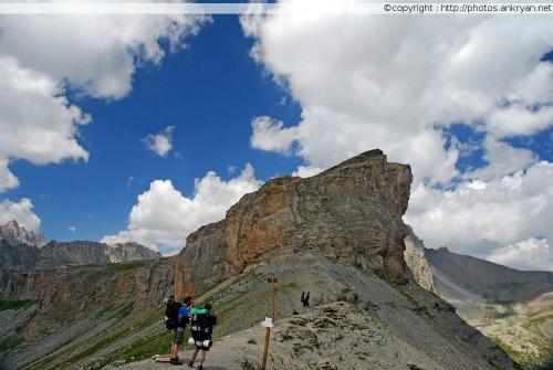 Col de Bellino (Piémont, Italie)