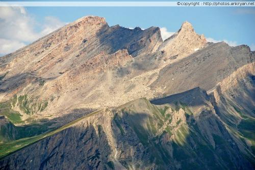 Valle Varaita de Chianale (Piémont, Italie)