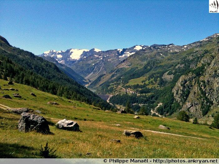Alpage du Valgrisenche (Vallée d'Aoste, Italie)